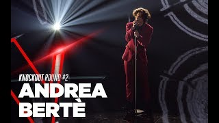 """Andrea Bertè  """"Dancing On My Own"""" - Knockout - Round 2 - TVOI 2019"""