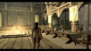 Repeat youtube video Eye Candy for Skyrim BBBB.mp4