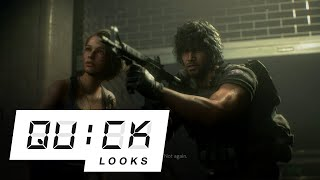 Resident Evil 3 (2020): Quick Look (Video Game Video Review)