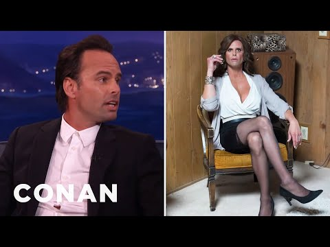 """Walton Goggins On Playing A Transwoman On """"Sons Of Anarchy""""  - CONAN on TBS"""