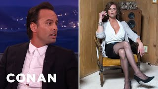 Walton Goggins On Playing A Transwoman On