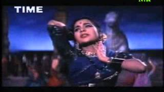 Dil ke tukde huwe aur jigar lut gaya-Lata-Film=Son of India-1962