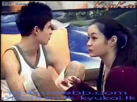 James Reid And Carson Talking About Tricia Santos Pbb