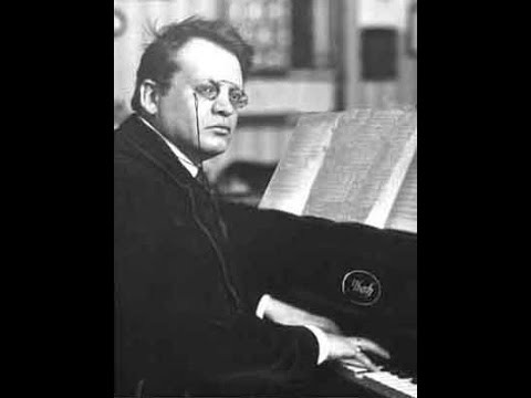 Max Reger ~ Variations and Fugue on a Theme by J. S. Bach, Op. 81 (1904)