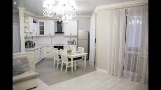 Купить квартиру в Краснодаре с евроремонтом!
