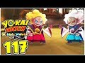 Yo-Kai Watch Wibble Wobble Part 117: GOLDIE & SILVIE Bosskampf