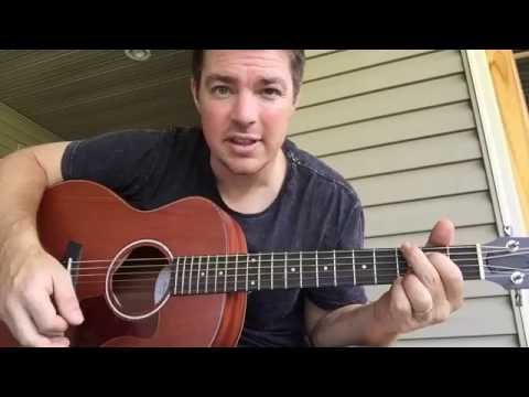 I Met A Girl | William Michael Morgan | Beginner Guitar Lesson