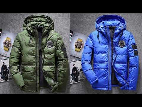 7 Зимние мужские куртки с Алиэкспресс Aliexpress Winter Men's Jackets Крутые Куртки Зима 2020