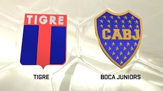 Tigre vs Boca Juniors full match