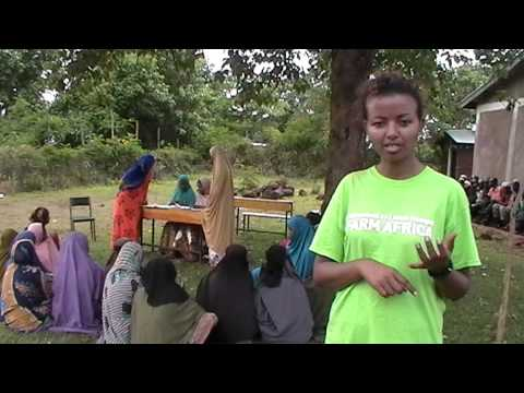 Women's savings groups in Ethiopia