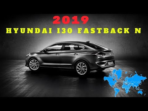 Hyundai unveils the 2019 All-New i30 Fastback N - Test Drive, interior Exterior #HD