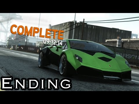 Need For Speed The Run Limited Edition PC Gameplay Walkthrough Ending / Final Race