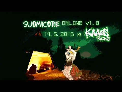 AM/PM Programme LIVE @ Suomicore Online v1.0 (14.5.2016 @ Kaaosradio)