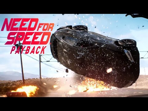 NEED FOR SPEED PAYBACK FAILS, GLITCHES &...