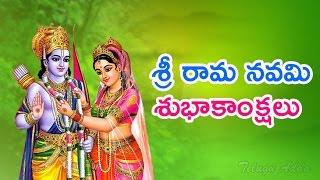 Sri Rama Navami 2017,Wishes,Whatsapp Video,Greetings,Animation || Tollywood Themes
