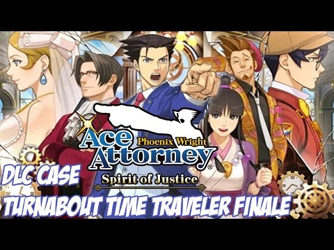 Phoenix Wright: Ace Attorney - Spirit of Justice - Turnabout
