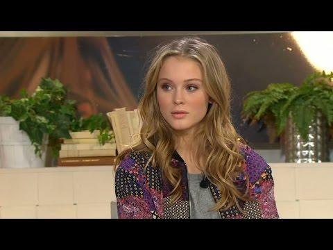 Zara Larsson laddar för att slå stort i USA - Nyhetsmorgon (TV4)