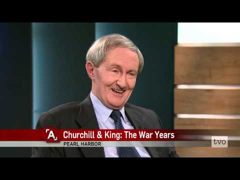 Terry Reardon: Churchill and King, The War Years