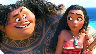 Disney's Moana You're Welcome Movie Clip Maui's Song, 2016