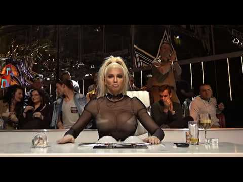 Almir Delic - Pod Sjajem.., Nocas Mi Se S Tobom.. - (live) - ZG 1 Krug 16/17 - 21.01.17. EM 18