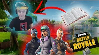 I'M THE DEFINITION OF NINJA!! (Funny Moments Fortnite Battle Royale)