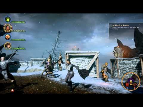 Dragon Age Inquisition Mod Showcase (Gameplay Tweaks)