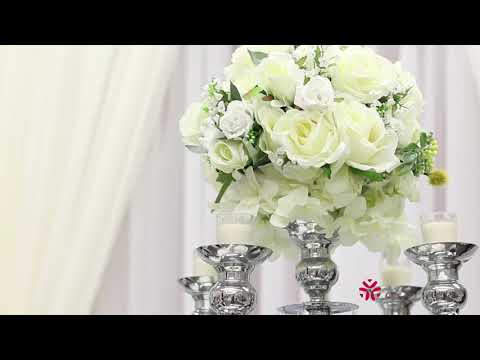 pewter-gray-&-ivory-wedding-table-decor-(minimal/elegant)