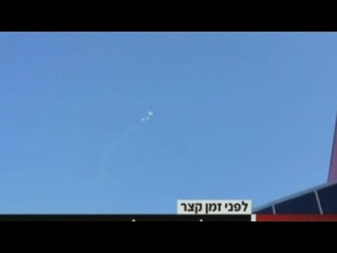 Israel-Palestine Conflict: Militants fire rockets towards Jerusalem