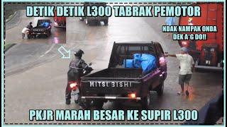 Download Detik Detik Minyak CPO Tumpah, Mobil L300 Tabrak Pemotor PKJR Marah Besar di Sitinjau Lauik