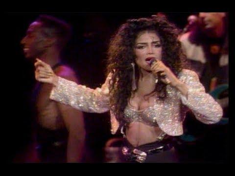 La Toya Jackson - A Sizzling Spectacular! (1989)