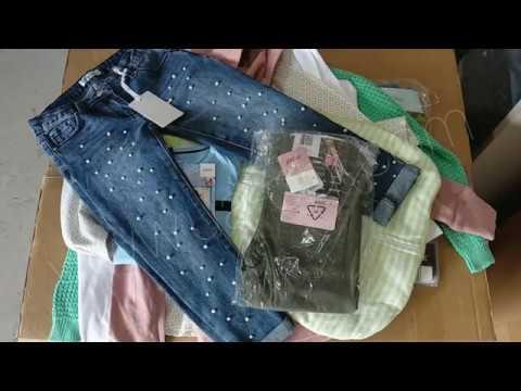 Детская одежда оптом сток 15,9 €/кг лот #160