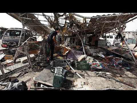 More than 70 killed in bloody day of violence in Baghdad