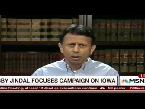Jindal Hits Republicans In Congress