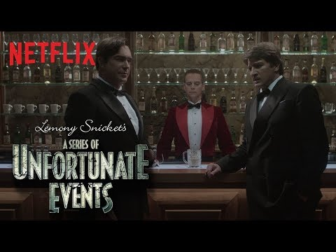 A Series of Unfortunate Events Season 2  Exclusive VFD   Netflix
