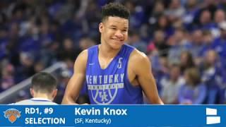 New York Knicks NBA Draft Grades And Analysis 2018