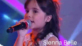 Little Cute Girl Sienna Belle -