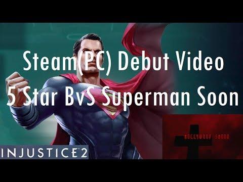 Injustice 2 PC - HollywoodShono