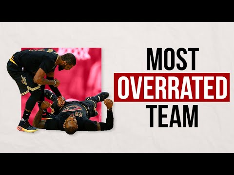 Why the 2016 Cleveland Cavaliers Are EXTREMELY OVERRATED | Worst Take