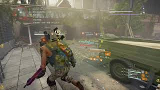Division2 DZ PVP with Cronusmax Cheater group DCZ\Ma_kun\XOXO p2