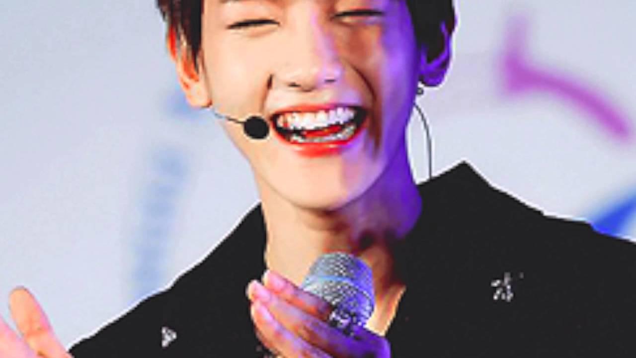 EXO - Baekhyun (eye smile) - YouTube