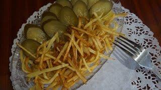 Очень вкусный картофель ПАЙ