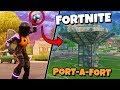 VISAR ER DEN NYA PORT-A-FORT GRANATEN I FORTNITE mp3