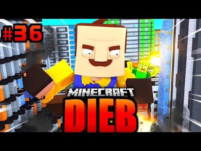 Der NACHBAR wird ZUM RIESEN?! - Minecraft DIEB #036 [Deutsch/HD]