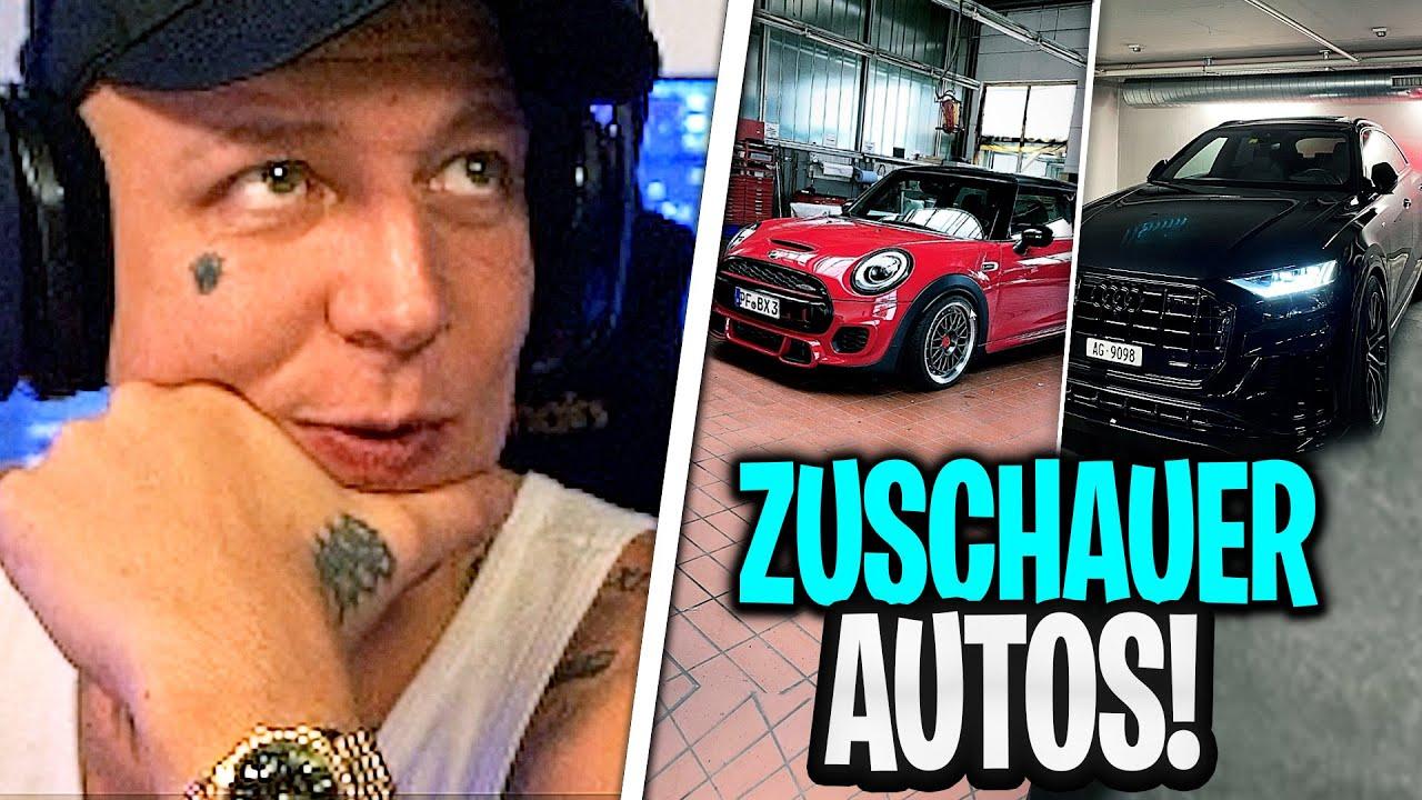 Download Monte REAGIERT auf ZUSCHAUER AUTOS!😱 Teil 2/2 | MontanaBlack Stream Highlights