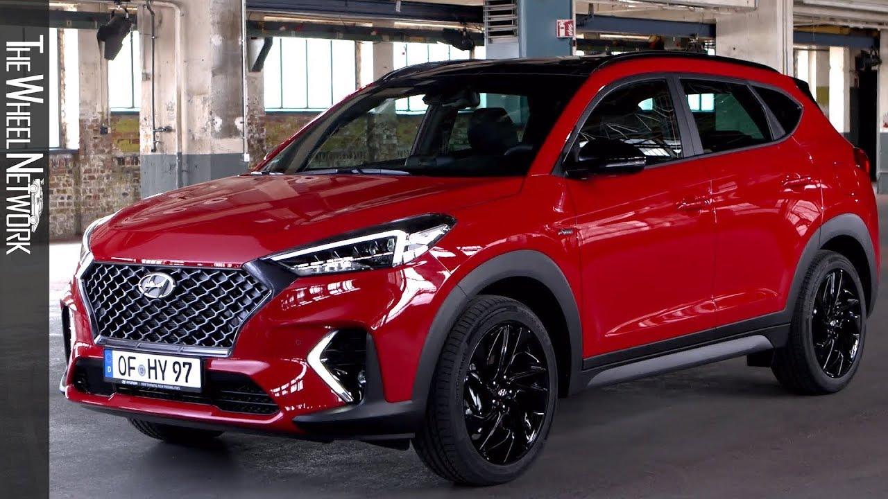 2019 Hyundai Tucson N Line | Exterior, Interior - YouTube