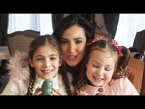 Elif Dizisinin Setinde Vlog | Cemre Melis Çınar - MeloDIY