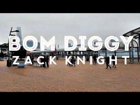 BOM DIGGY by Zack Knight | Zumba | Indian Pop | Kramer Pastrana