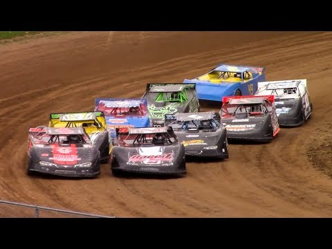 RUSH Crate Late Model Heat One | McKean County Family Raceway | 5-5-18