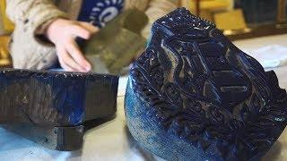Традицию ручного окрашивания ткани в синий цвет внесли в Список ЮНЕСКО