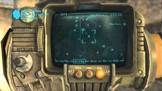Fallout: New Vegas - Weapon Guide: This Machine & Unmarked Quest: Dealing with Contreras